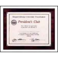 P1490 Photo or Certificate plaque